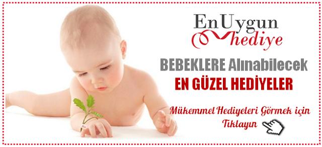 bebekler için hediye
