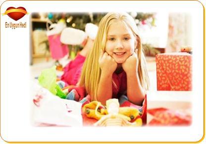 Çocuk hediyeleri