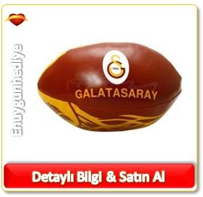 Galatasaray Lisanslı Sünger Amerikan Futbol Topu