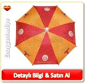 Galatasaray Taraftar Çocuk Şemsiye