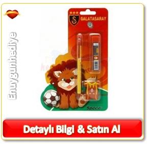 Galatasaray Taraftar Kalem Seti