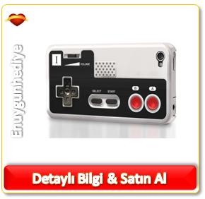 Oyun Konsolu iPhone Kılıfı