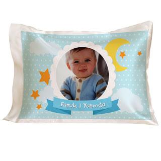 hediye bebek yastığı