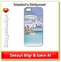 'İstanbul'u Dinliyorum' iPhone 4/4S/5 Kılıfı