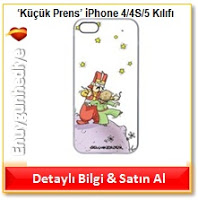 'Küçük Prens' iPhone 4/4S/5 Kılıfı