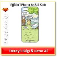 'Eğitim' iPhone 4/4S/5 Kılıfı