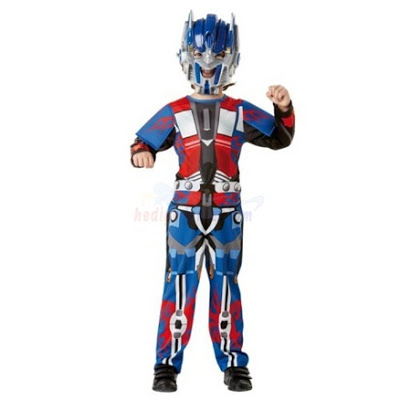 Rubies Transformers Optimus Prime Çocuk Kostüm