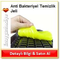 Anti Bakteriyel Temizlik Jeli