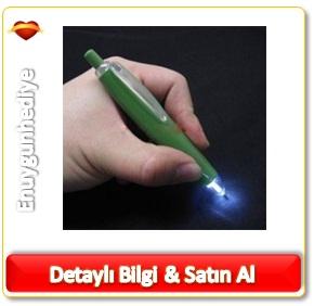 LED Uçlu Tükenmez Kalem