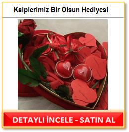 Sevgiliye yılbaşı hediyesi