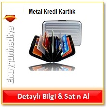 Metal Kredi Kartlık