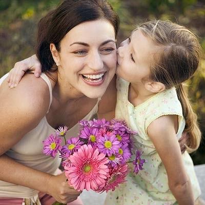 Anneler için Çiçek almak