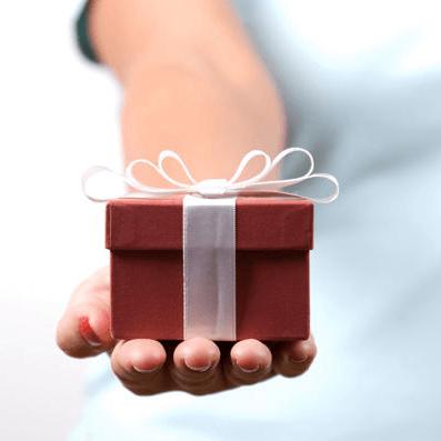Bayanlar için hediye