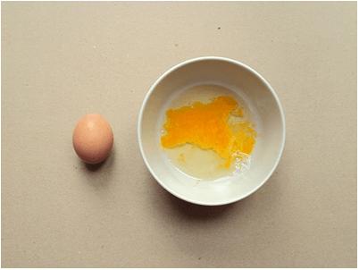 el emeği sürpriz yumurta hazırlama