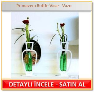 İlginç Tasarımlı Vazo
