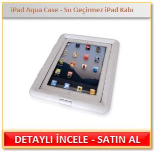 iPad Aqua Case - Su Geçirmez iPad Kabı
