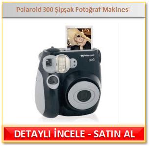 Polaroid 300 Şipşak Fotoğraf Makinesi