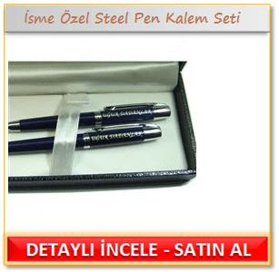 Kişiye Özel Kalem Modelleri