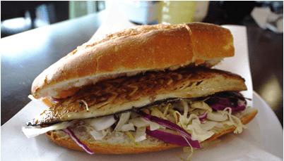 Balık Ekmek Yemek