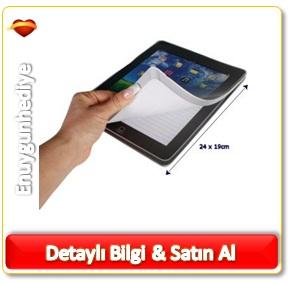 iPad Not Defteri