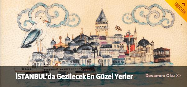 istanbulun en güzel yerleri