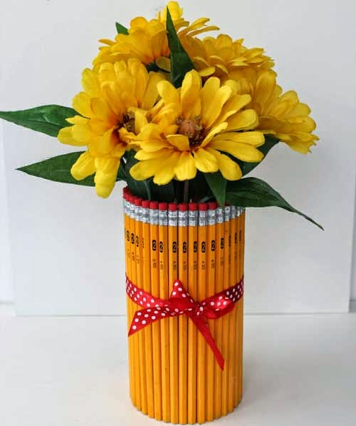Öğretmenler günü hediyeleri el yapımı