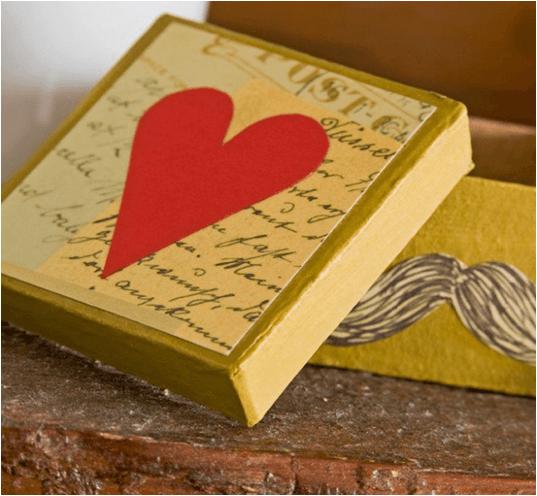 erkeğe sürpriz hediye kutusu