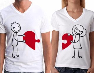 kalplerimiz birleşsin tişört