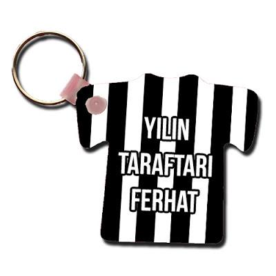 Beşiktaş anahtarlık