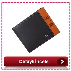 İsim yazılı cüzdan hediyesi