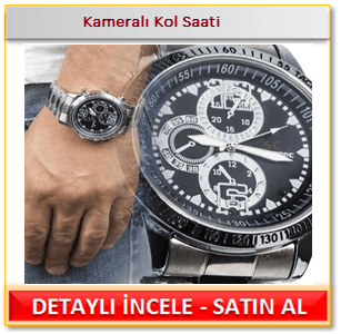 kameralı kol saati