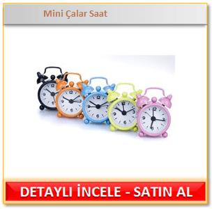 Mini Çalar Saat