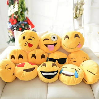 emoji yastıklar