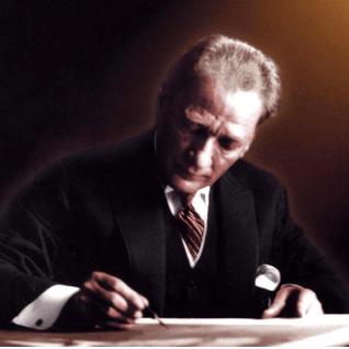 Atatürk Fotoğraflı Hediyeler