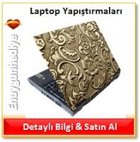 Laptop Yapıştırmaları