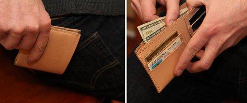 el yapımı cüzdan