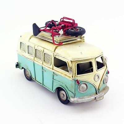 Klasik Vosvos Minibüs