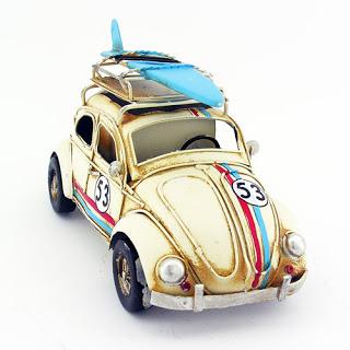 Nostaljik Oyuncak Arabalar