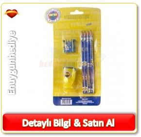 Fenerbahçe Taraftar Kalem Seti