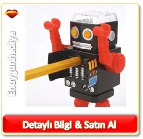 Robot Kalemtıraş