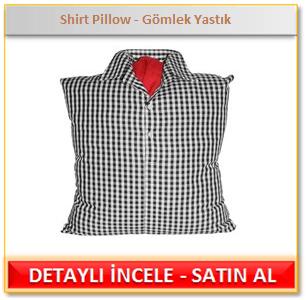 Shirt Pillow - Gömlek Yastık