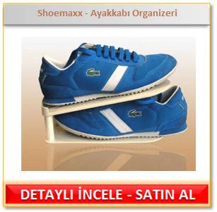 Shoemaxx - Ayakkabı Organizeri