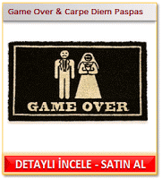 Game Over Paspas