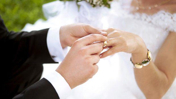 evlilik teklifi için yüzük