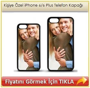 Kişiye Özel iPhone Telefon Kapağı