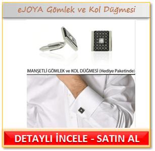eJOYA Gömlek ve Kol Düğmesi