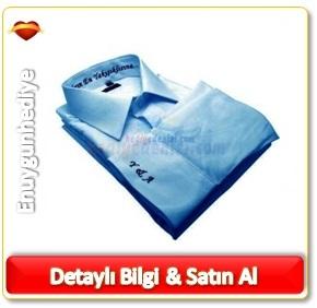 Kişiye özel gömlek