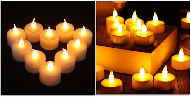 Tealight Mumlar