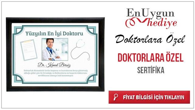 doktor için hediye