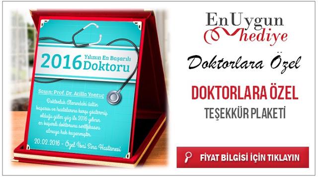 doktorlar için hediye fikirleri